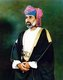 Qaboos bin Said Al Said (Arabic: قابوس بن سعيد آل سعيد‎ Qābūs bin Saʿīd ʾĀl Saʿīd; born 18 November 1940 is the Sultan of Oman and its Dependencies.<br/><br/>  He rose to power after overthrowing his father, Said bin Taimur, in a palace coup in 1970. He is the 14th-generation descendant of the founder of the Al Bu Sa'idi dynasty.